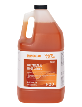 Monogram Clean Force Daily Neutral Floor Cleaner