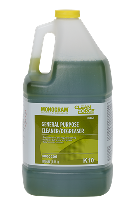 Monogram Clean Force General Purpose Cleaner Degreaser