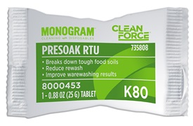 Monogram Clean Force Presoak RTU