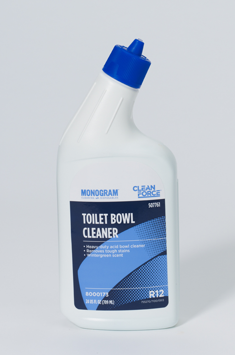 Monogram Clean Force Toilet Bowl Cleaner